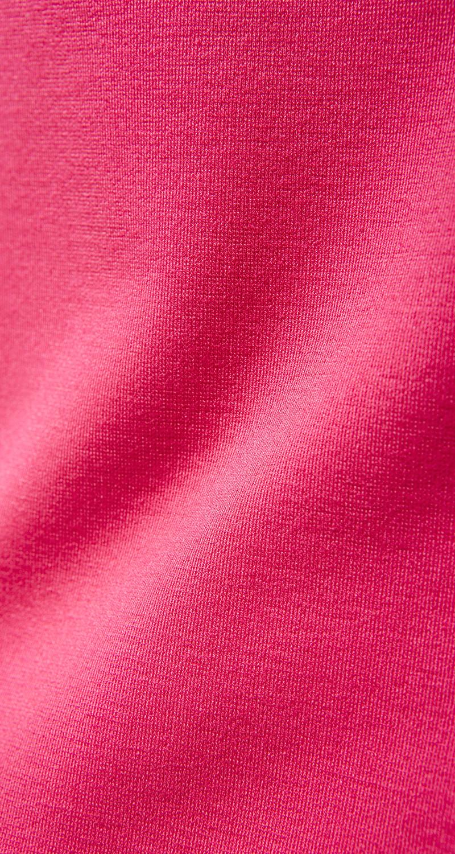 AMCO Fashion by Annett Möller | Savanna Dress | Spring Blossom Pink | Pink | elegantes Strechkleid | raffinierten Falten am Bauch