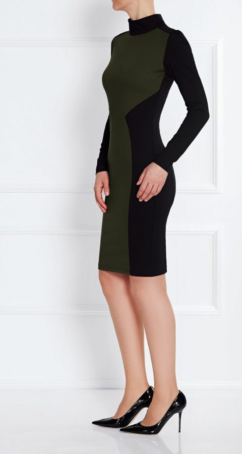 Madison_Dress_Dark_Olive_2