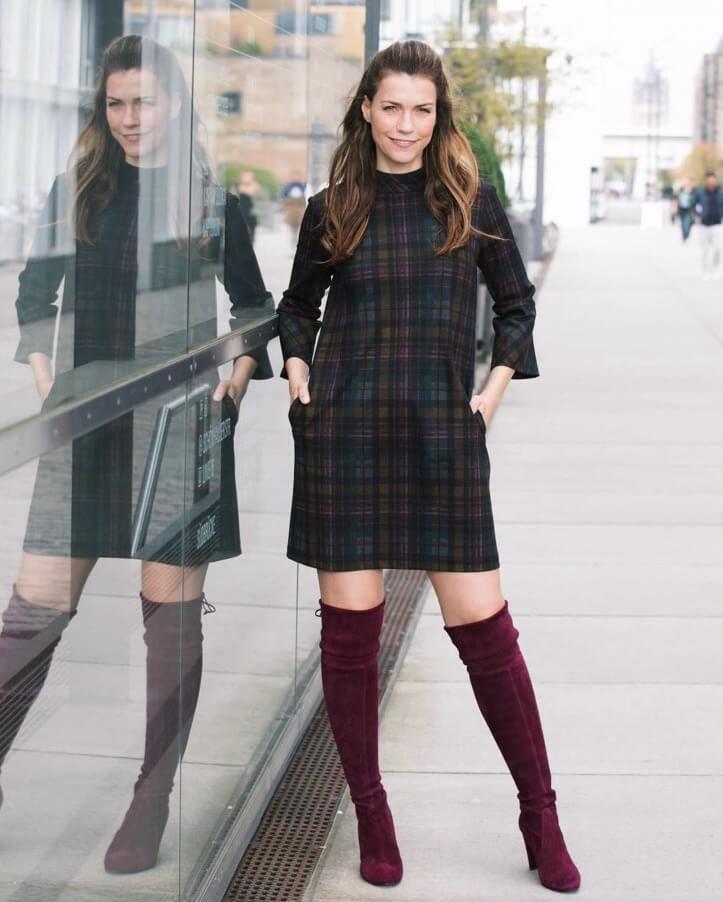 Lilly Dress – sexy durch den Winter