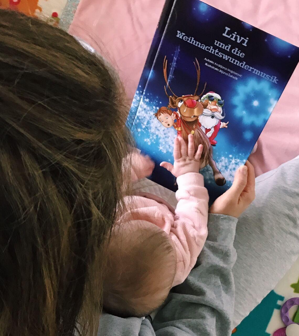 """Unser erstes Kinderbuch von """"Mr. Good Knight"""""""